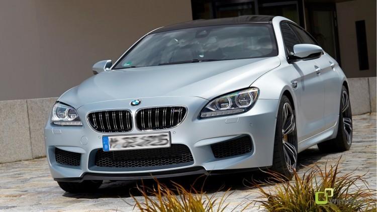 BMW Série M - M6 Gran Coupe