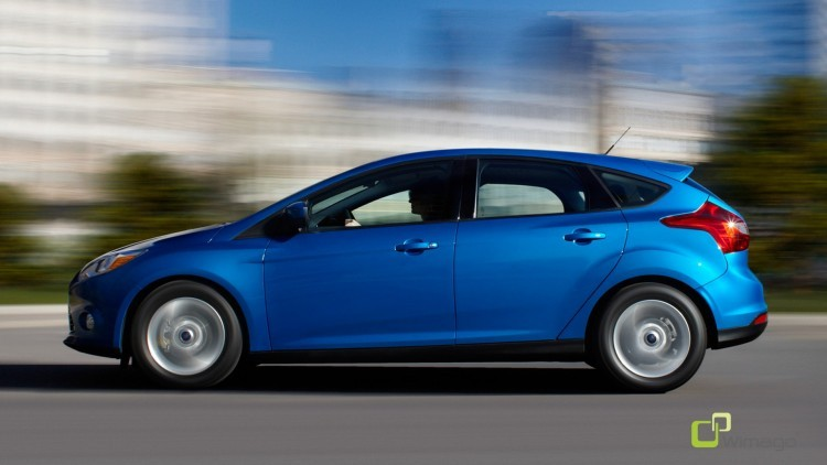 Ford Focus Hatchback SE 1.6 PowerShift
